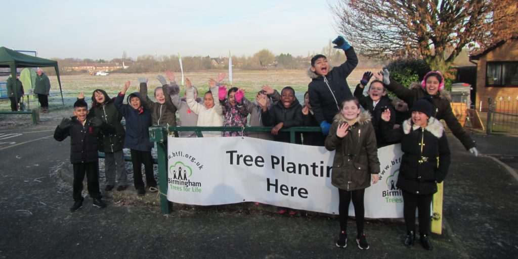 Planting sites – Birmingham Trees for Life